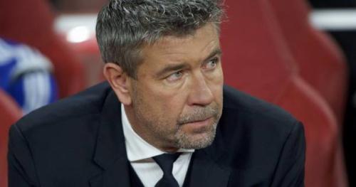 Foot - SUI - L'entraîneur du FC Bâle Urs Fischer quittera son poste en fin de saison