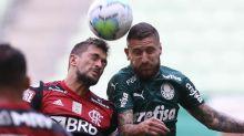 Empate mostra, em campo, o que o Flamengo tem de melhor e o Palmeiras de pior