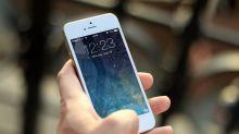 Mensagem faz iPhone 'congelar'