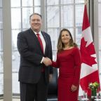 Canada FM to press Cuba on its support for Venezuela's Maduro