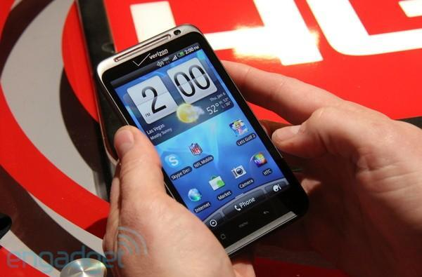 Verizon offers unlimited LTE data plan for HTC Thunderbolt, don't expect it to stick around