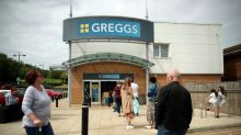 Greggs sausage rolls back on British menu as shops reopen