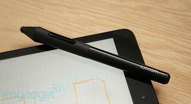 Sketch it out: hands-on with Wacom's Intuos Creative Stylus and retooled Bamboo Paper app