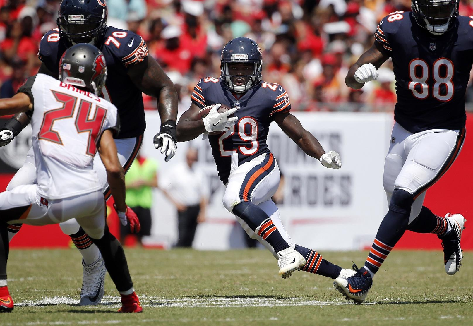 Here's who ESPN thinks will be the Bears' bounce-back player in 2020