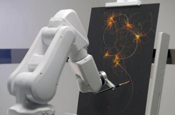 Ibis hotels to have robots paint art while they track your sleep: no, that's not creepy at all (video)