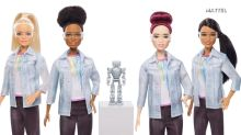 Barbie ventures into computer coding