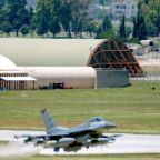 Turkey 'effectively holding 50 US nuclear bombs hostage' at air base amid Syria invasion
