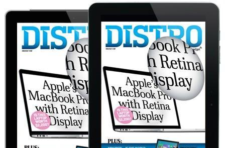 Distro Issue 46 arrives with the Retina-wielding MacBook Pro, Microsoft events and Minority Report