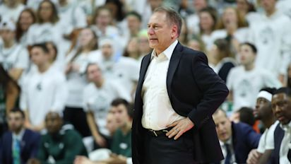 Tom Izzo back at practice after COVID-19 battle: 'This virus is no joke'