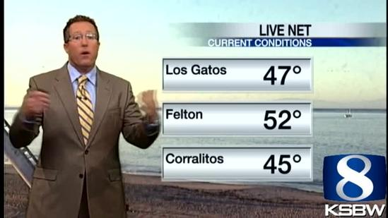 Check out your Wednesday morning KSBW Weather Forecast 06 19 13