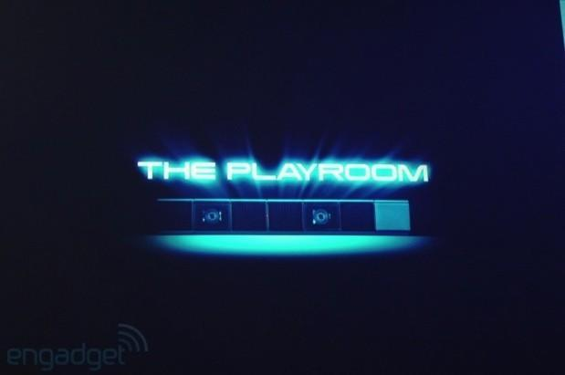 The Playroom to be pre-installed on every PS4 at launch