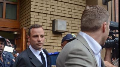 Pistorius Pleads Not Guilty in Murder Trial