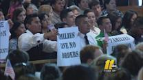 Over 1,200 gather for immigration reform rally