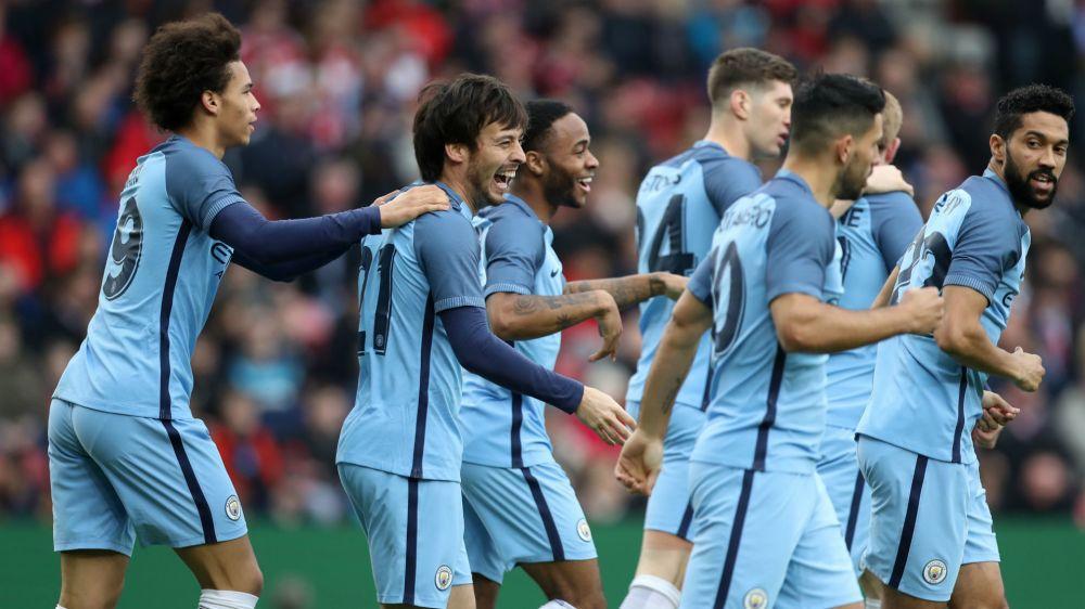 Manchester City, sponsor sulla manica: è il primo club di Premier League