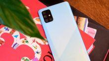 Câmera do Galaxy A71 fica atrás da câmera do S7 Edge em teste