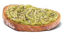 Dunkin' avocado toast is here — and so are these other 7 new fast foods