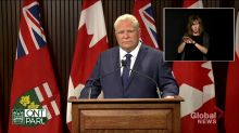 Coronavirus: Ford addresses concern about COVID-19 testing capacities in southwestern Ontario