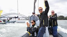 Meghan Markle and Prince Harry Were the Ultimate Fans at the Invictus Games