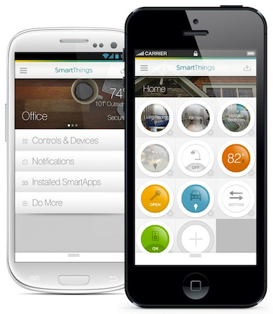 SmartThings opens up its home automation platform to developers