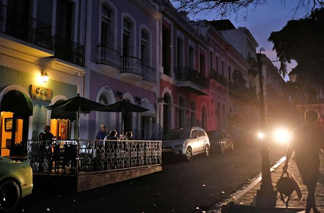 Puerto Rico restores power in its final affected neighborhood