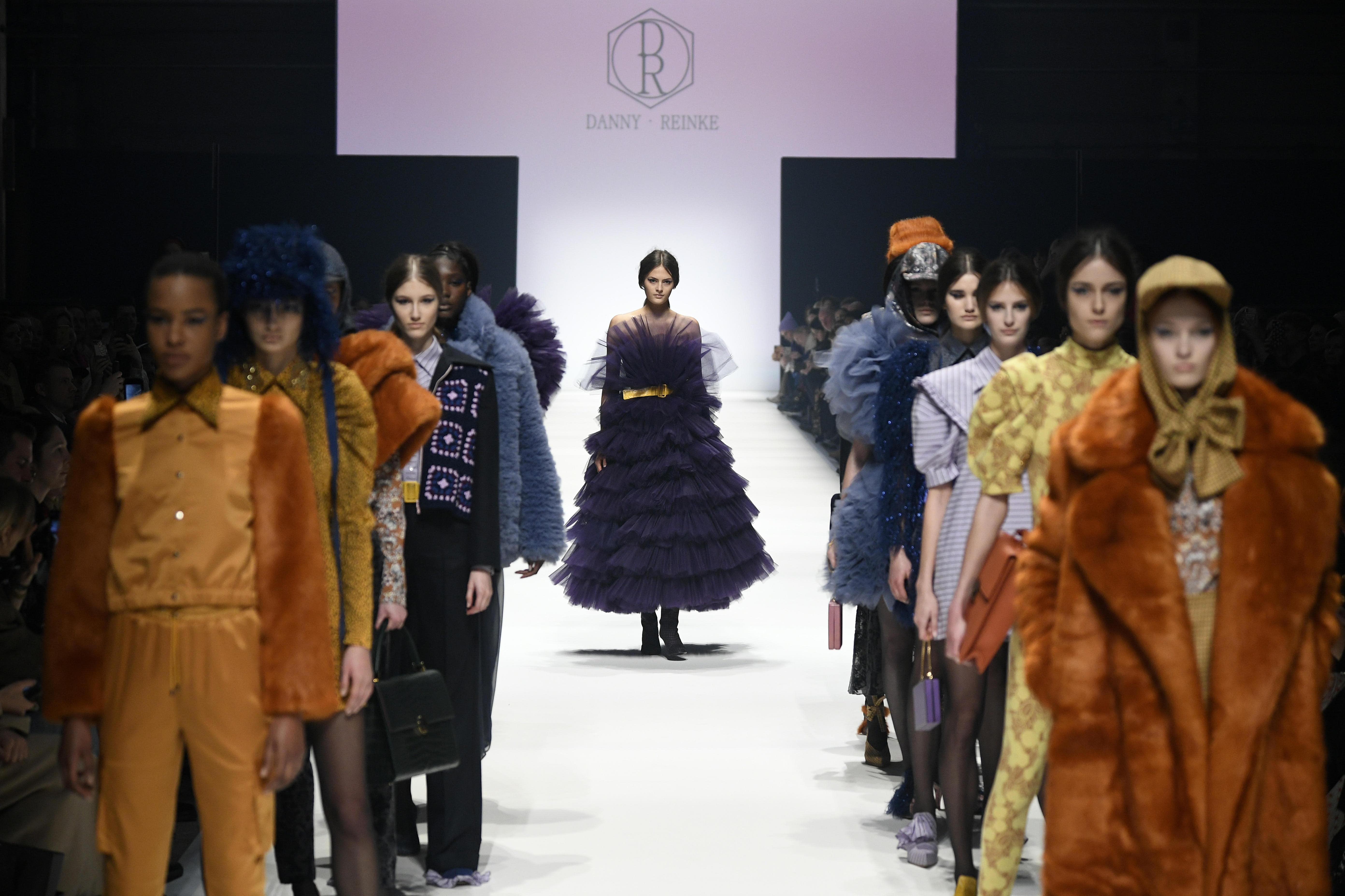 Berlin Designers Reel as Frankfurt Claims German Fashion Week