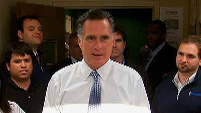 Romney: Obama has run 'a strong campaign'