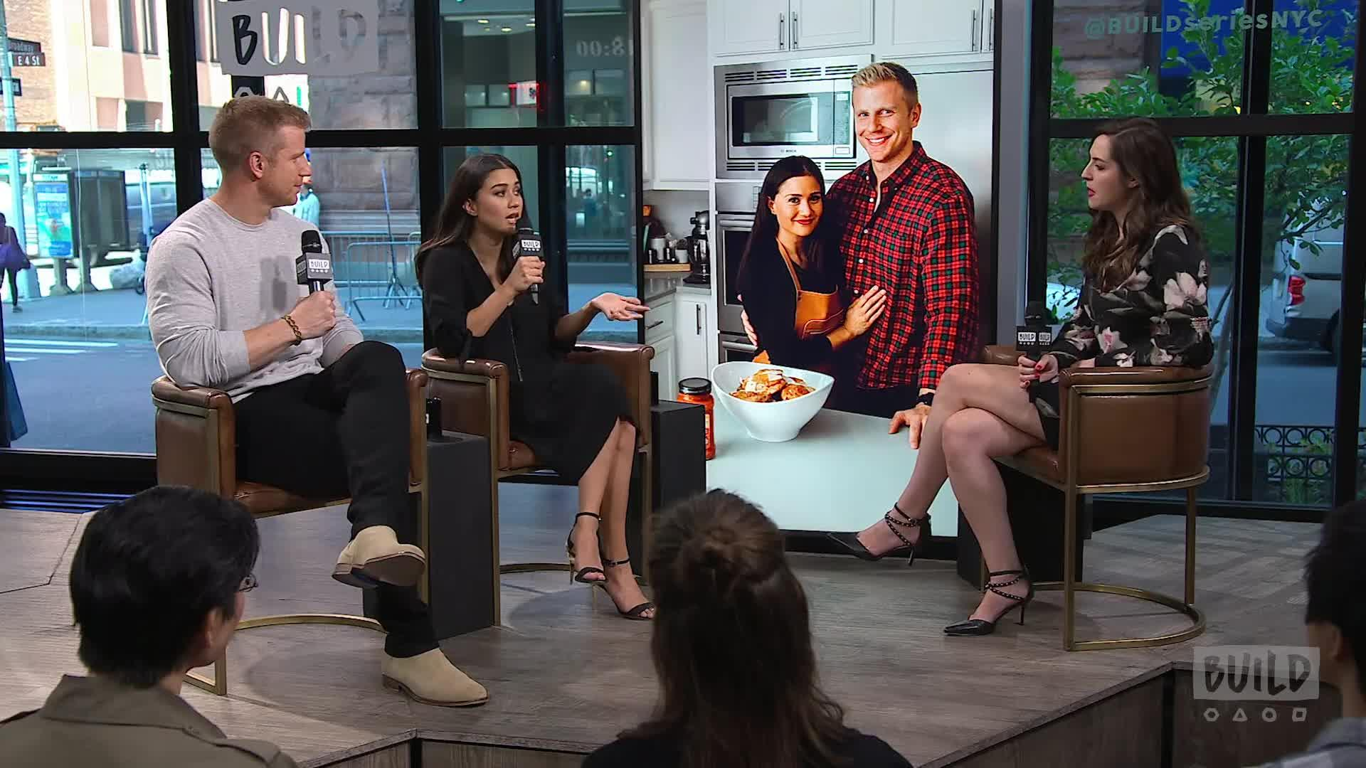 Sean Catherine Lowe On Cooking At Home Video