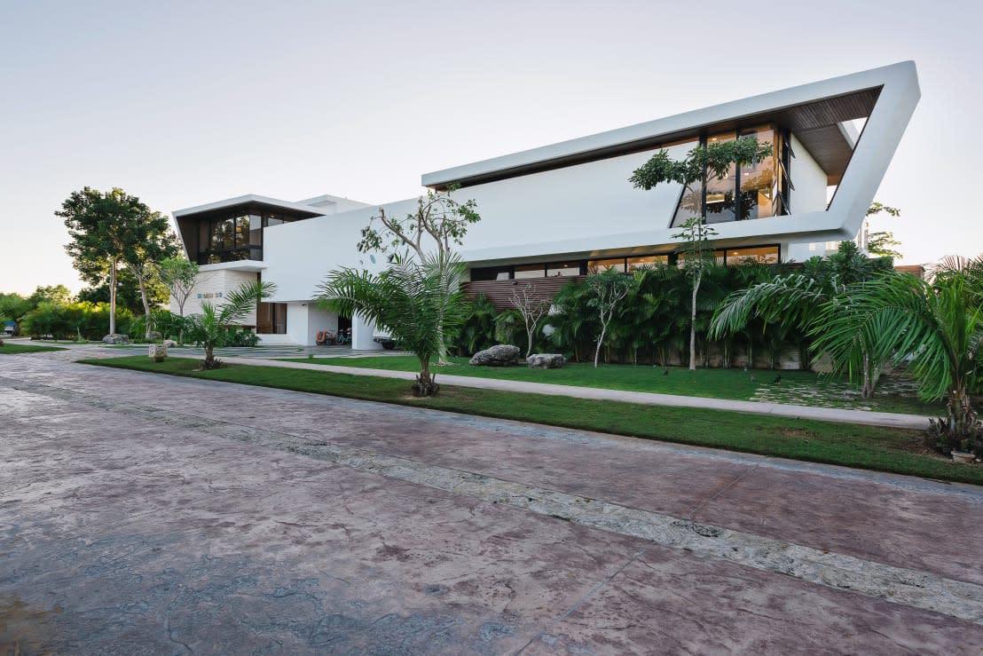 10 wundersch ne moderne h user in mexiko. Black Bedroom Furniture Sets. Home Design Ideas