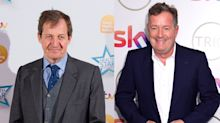 Piers Morgan mocks Alastair Campbell's 'grovelling' apology after 'GMB' gaffe
