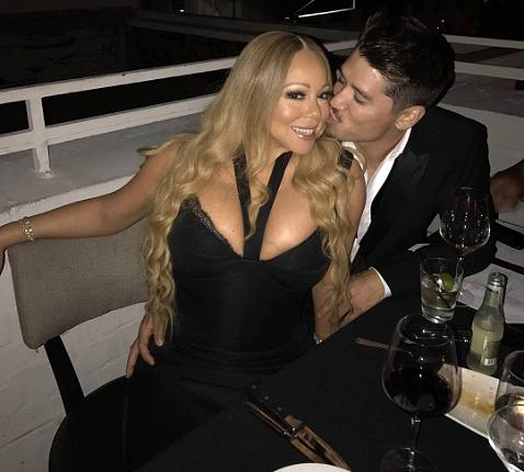 mariah carey is being fatshamed over this instagram photo