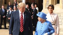 Donald Trump has already broken royal protocol ahead of his state visit in June