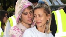Hailey Baldwin Just Deleted an Intimate Photo of Justin Bieber