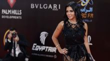 Egyptian actress sued for wearing a revealing dress that incited 'debauchery and temptation'