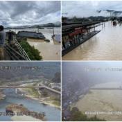【有片】日本熊本縣水災超嚴重 大量房屋浸過頂
