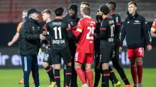 Union's Huebner banned but 'no evidence' found of racial abuse towards Amiri