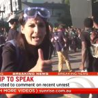 Australian Camera Crew Attacked By Police On Live TV In Washington; Oz PM Calls For Investigation