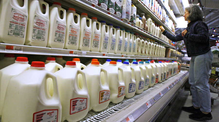 FDA could crack down on what gets called 'Milk'