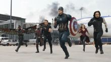 Captain America: Civil War Opens To Huge Numbers In The U.S