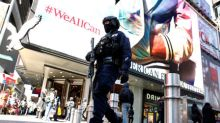Security tightened at UK sites in New York after London attack