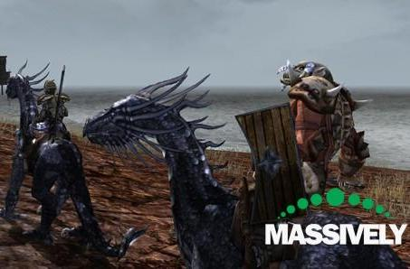 Darkfall activity report highlights game-changing revamps, recent patch