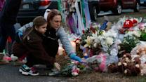 Six months later, Newtown families call for action
