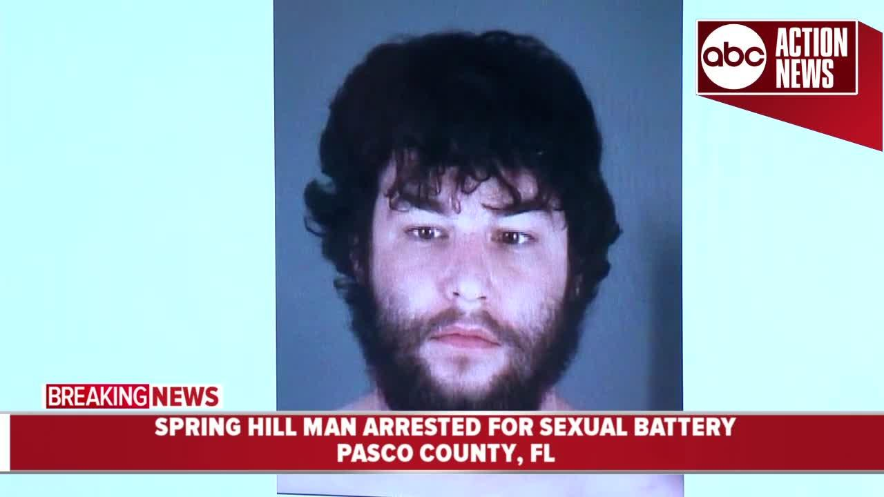 Man lured young girls on app, had sex with 12YO   Pasco Sheriff press conference [Video]->