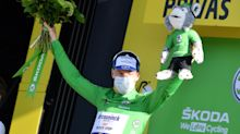 Tour de France green jersey with Irishman after 31 years – News Shorts