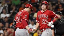 What isn't Mike Trout, the best baseball player in the world, good at?