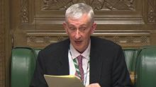 Commons Speaker Sir Lindsay Hoyle warns MPs could become Covid-19 'superspreaders'