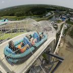 """The Latest:Grand jury: Kansas waterslide was """"deadly weapon"""""""
