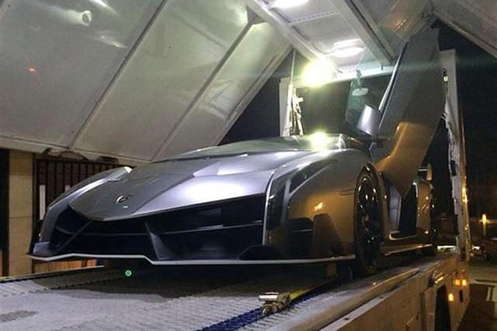 Lamborghini Veneno For Sale >> A Rare Lamborghini Veneno Is Up For Sale Only 11 Million