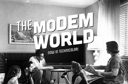 This is the Modem World: An ode to the trapper keeper
