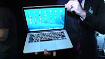MacBook Pros get faster processors, improved battery