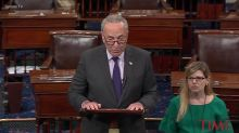 Senate Democrats Appalled by Vote to Begin Debate on Health Care